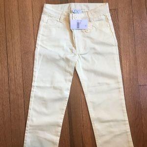 New C de C by Cordelia de Castellane girl pants